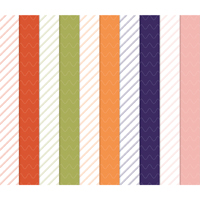 In colors patterns