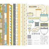 Travel log kit