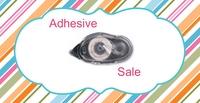 Adhesive sale-001