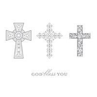 Crosses of hope
