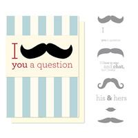 Many moustaches