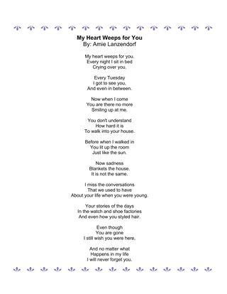 Evie poem-001