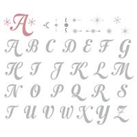 Merry monograms