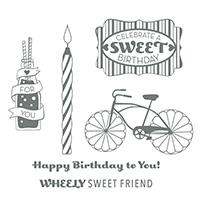 Cycle celebration
