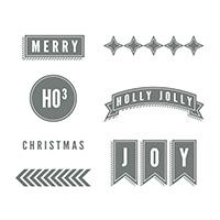 A banner christmas