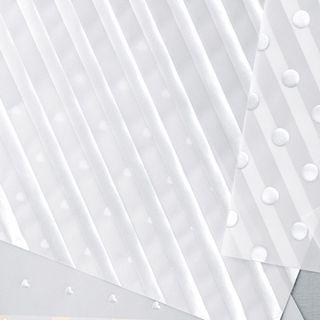 Silver fancy foil