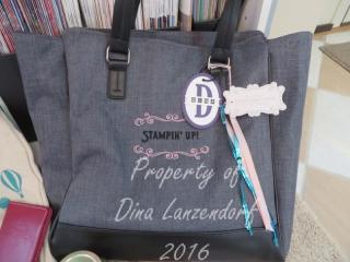 Centerstage 2016 bag