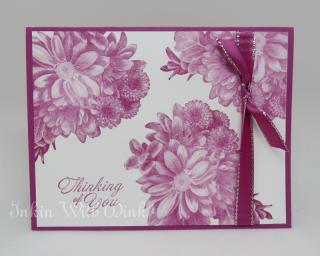 Heartfelt Blooms, Inkin With Dink
