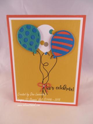 Balloon Adventures, Inkin With Dink