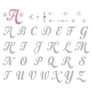 Merry monogram