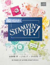 Stampin' Up! catalog 2018 - 2019