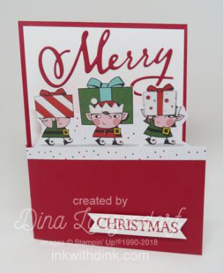 Inkin With Dink, Santa's Workshop dsp